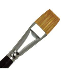 Royal & Langnickel Combo Glaze Wash Artist Brush Short Handle