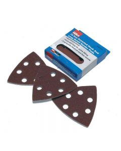 Hilka Assorted Detail Sanding Pads 15 Pieces