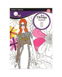 Daler Rowney Simply Art Therapy Book A5 Fashion