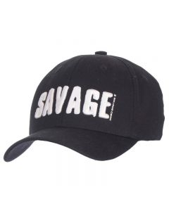 Savage Gear Simply Savage 3D logo Cap One Size