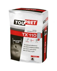 Toupret Rapid Drying Filler TX110 1kg