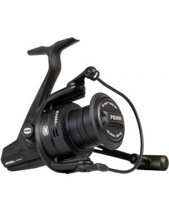 Penn Rival 6000 Black Long Cast Spinning Reel Front Drag