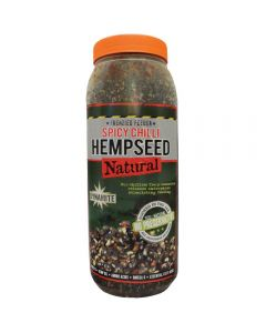 Dynamite Baits Frenzied Hempseed Spicy Chilli 2.5kg