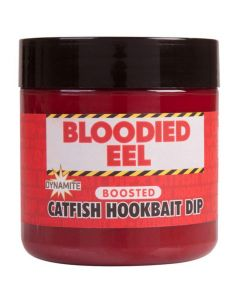 Dynamite Baits Bloodied Eel Catfish Dip 270ml