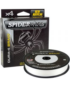 Spiderwire Dura 4 Carrier Braid Translucent