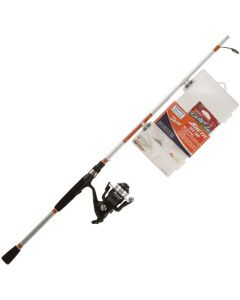 Shakespeare Catch More Fish 2 Light Rock Fishing (LRF) Combo 7' 5-15g