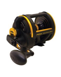 Penn Squall 50 Multiplier Reel Lever Drag Right Hand