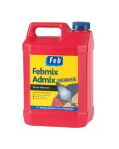 Everbuild Febmix Admix South West 5L
