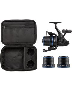 Penn Rival 7000 Blue Surf Pack Long Cast Spinning Reel Front Drag