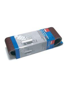 Hilka Assorted Belt Sander Sheets 533x75mm 6 Piece