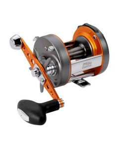 Abu Garcia Ambassadeur CT 6500 Premium Mag Elite Multiplier Reel Star Drag Right Hand