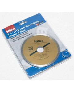 "Hilka Tile Cutting Diamond Disc 4½"""