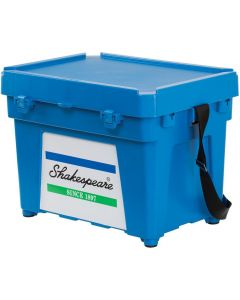 Shakespeare Seat Box Blue