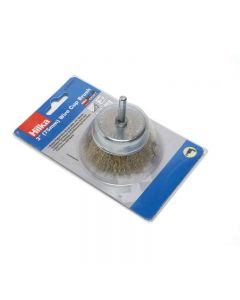 """Hilka Wire Cup Brush 3"""""""