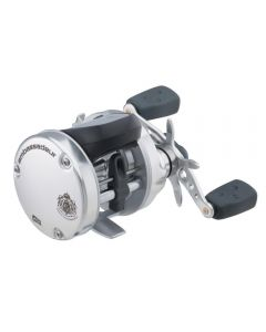 Abu Garcia Ambassadeur 5501 Line Counter Multiplier Reel Star Drag Left Hand