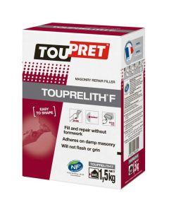 Toupret Exterior Touprelith F Filler 1.5kg
