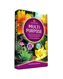 Growmoor Multi Purpose Compost 60L