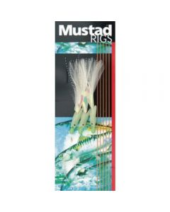 Mustad Luminous Hokkai Trace Hook Size 4/0