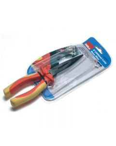 Hilka VDE Long Nose Pliers 8""