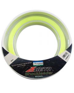 Shakespeare Beta Shock Leader Yellow 50m
