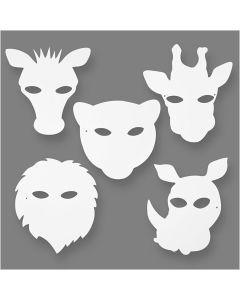Creative Company Jungle Animal Masks