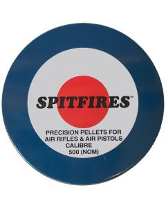 Spitfire Round Nose/Dome Head Pellets .177 500pk
