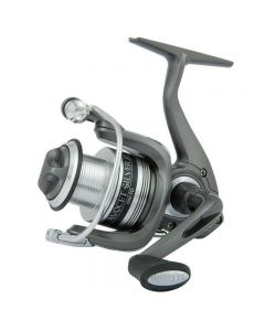 Mitchell Avocet Silver 4000 Front Drag Reel