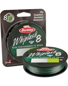Berkley Whiplash 8 Carrier Braid Moss Green