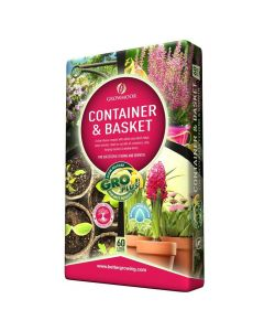 Growmoor Container & Basket Compost 60L