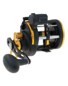 Penn Squall 20 Level Wind Multiplier Reel Star Drag Line Counter Right Hand