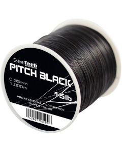 Seatech Pitch Black Monofilament