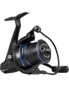 Penn Rival 6000 Blue Long Cast Spinning Reel Front Drag