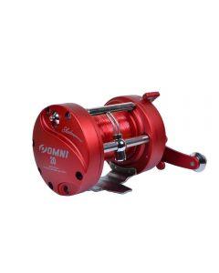 Shakespeare Omni 20lb Left Hand Multiplier Reel