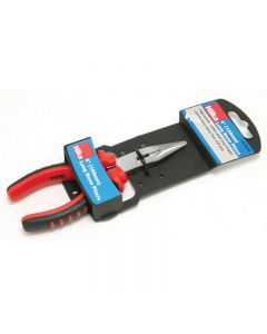 Hilka Soft Grip Long Nose Pliers 6""