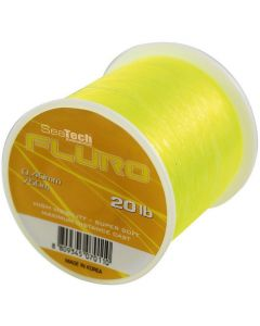 Seatech Fluro Monofilament Flo-Yellow