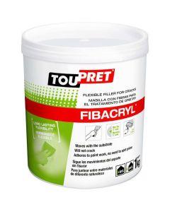 Toupret Exterior Fibacryl Filler 1kg
