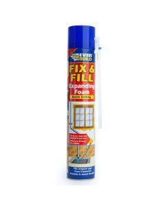 Everbuild Expanding Fix & Filler Foam 750ml
