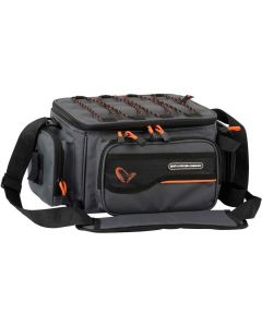 Savage Gear System Box Bag Medium Includes 3 boxes & PP Bags