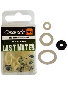 Prologic Last Meter Accessories Assorted Bait Bands 10pcs
