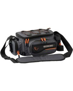 Savage Gear System Box Bag Small Includes 3 Boxes & PP Bags