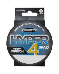 Ron Thompson Hyper 4 Braid Grey 110m