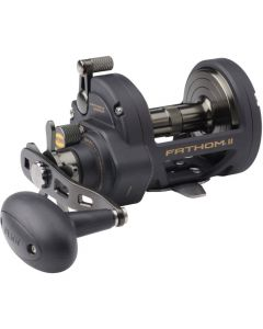 Penn Fathom II 40 Power Multiplier Reel Star Drag Right Hand