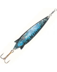 Seatech Finned Tobie Lure Silver Mackerel