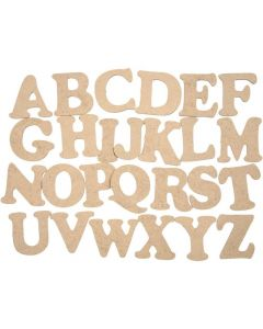 Creative Company Wooden Letters A-Z