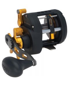 Penn Fathom 15 Star Drag Level Wind Multiplier Reel