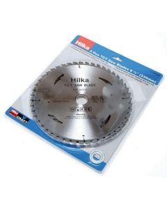 "Hilka TCT Saw Blades 9¼"" 3 Piece"