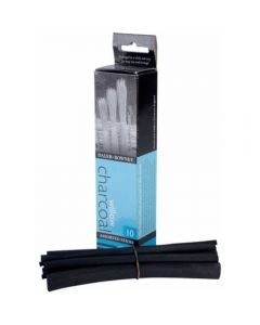 Daler Rowney Artists Willow Charcoal Assorted 10pk