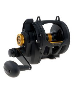 Penn Squall 16VS 2 Speed Multiplier Reel Lever Drag Right Hand