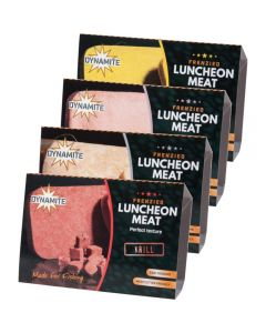 Dynamite Baits Frenzied Luncheon Meat 250g