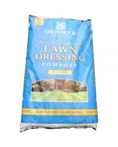Growmoor Lawn Dressing Compost 25L